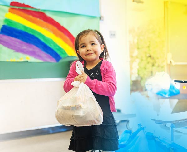 Backpack Buddies – Working to reduce food insecurity!