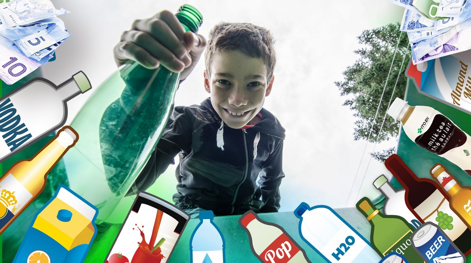 Bottle Depot - Bottle Recycling