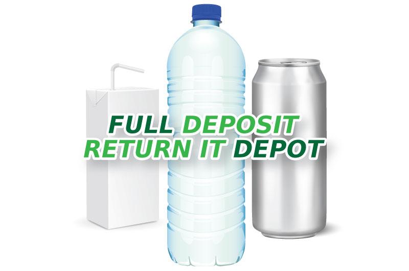 Full Deposit -Return It Depot