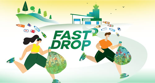 Fast Drop Bottle Depot