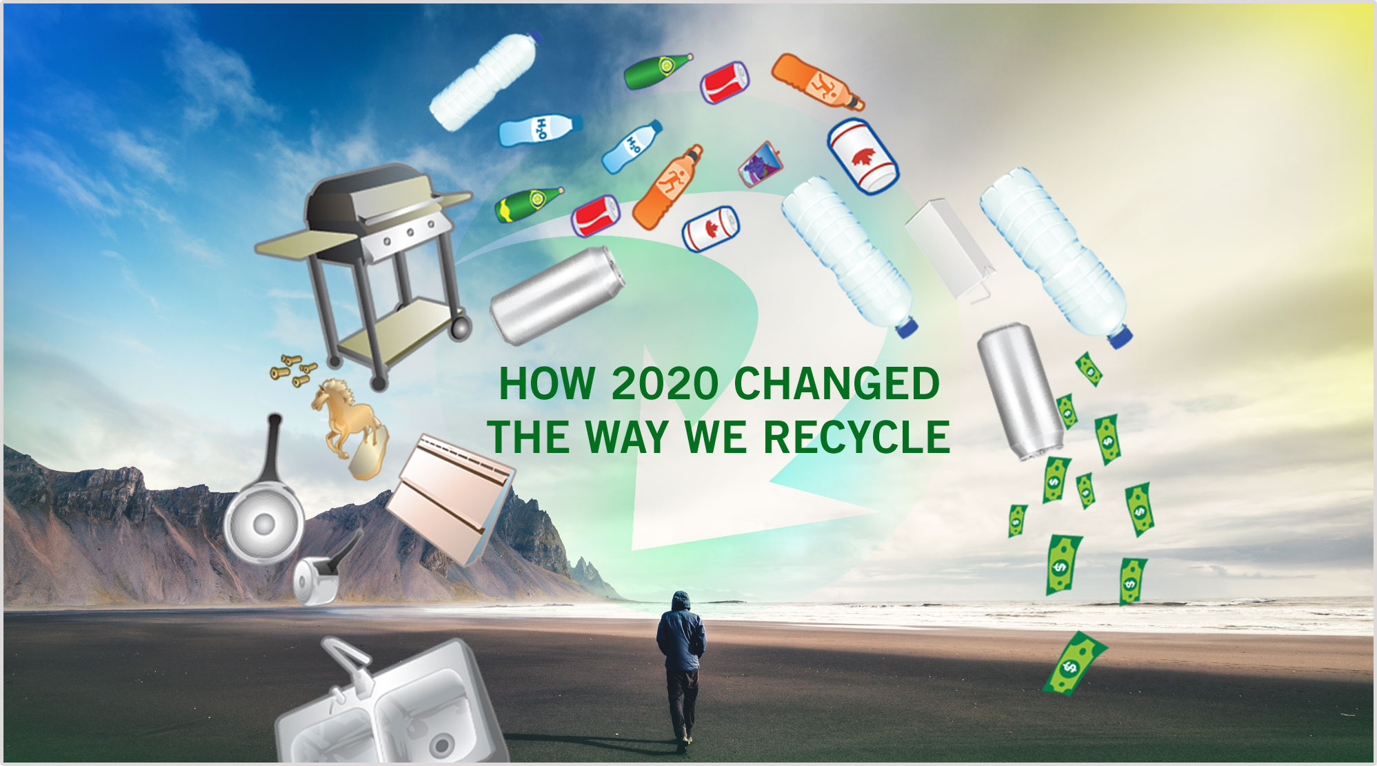 How 2020 changed the way we recycle
