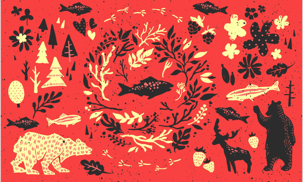 BC's Salmon Migration. A Collective Shift That Changed The World.